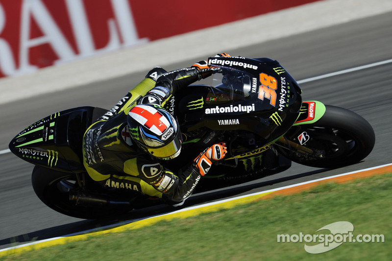 2013. Bradley Smith (MotoGP)