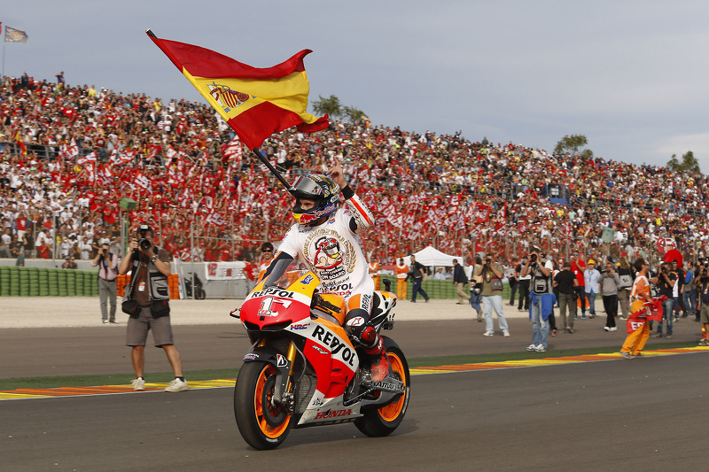 2013 - Marc Marquez, Honda