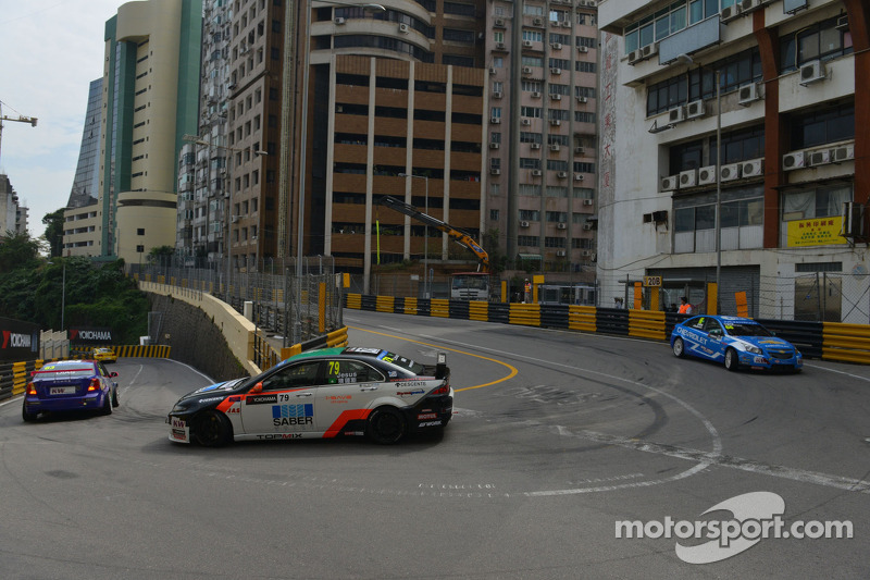 De Eurico de Jesus, Honda Accord Type-R, Pas Macau Racing Team