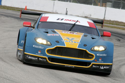 #007 The Racers Group Aston Martin Vantage