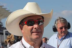 Nigel Mansell, FIA Comissário