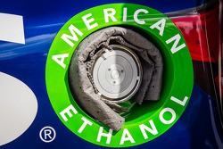 Hendrick Motorsports Chevrolet detail