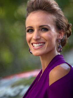 Wife of Kyle Busch Samantha Sarcinella