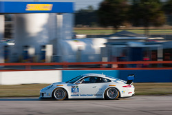 #18 Muehlner Motorsports America Porsche GT America