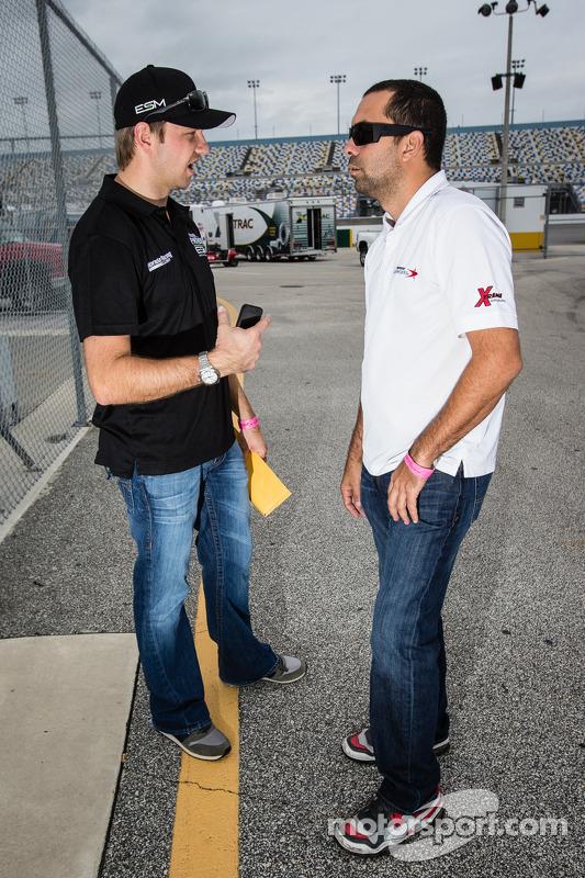Ryan Dalziel e Alex Popow