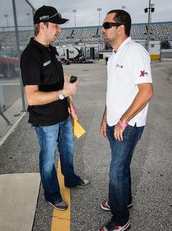 Ryan Dalziel en Alex Popow