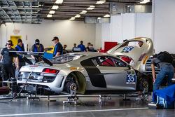 #35 Flying Lizard Motorsports Audi R8