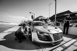 #24 Audi Sport Customer Racing Audi R8: Christopher Haase