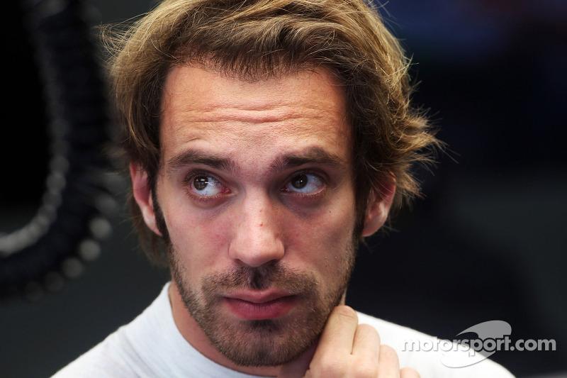 Jean-Eric Vergne, na F1 entre 2012 e 2014