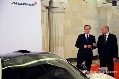 McLaren en China