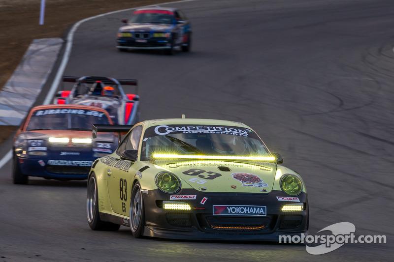#83 Barrett Racing Porsche GT3 Cup: Rick Barrett, Ted Barrett, Andrew Davis, Bob Faieta, Craig Stant