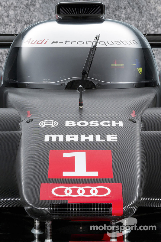 New Audi LMP1 sneak peak