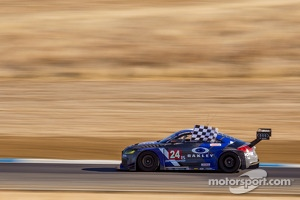 Winner #24 Rotek Racing Audi TT RS: Jeff Altenburg, Robb Holland, Roland Pritzker, Robert Huff