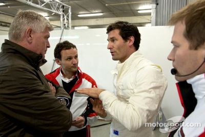 Test de la Porsche LMP1