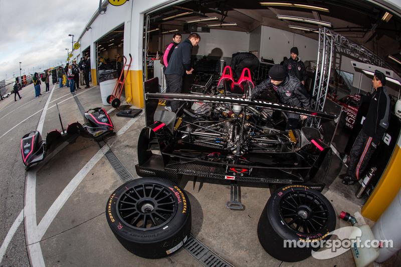 #42 OAK Racing 摩根 日产