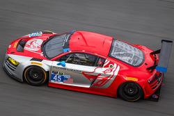 #45 Flying Lizard Motorsports Audi R8 LMS: Nelson Canache, Spencer Pumpelly, Tim Pappas, Markus Winkelhock