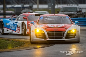 #45 Flying Lizard Motorsports Audi R8 LMS: Nelson Canache, Spencer Pumpelly, Tim Pappas, Markus Winkelhock