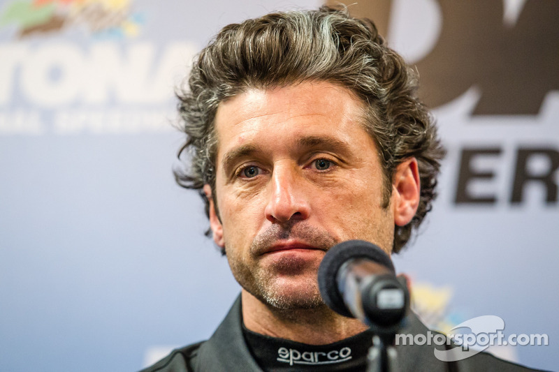 Dempsey Racing Basın konferansı: Patrick Dempsey