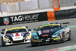 #155 Perfection Racing Europe Aston Martin V8 Vantage GT4: Erik Behrens, Kim Holmgaard, Michael Klostermann, Micael Ljungstrom, Kasper Jensen