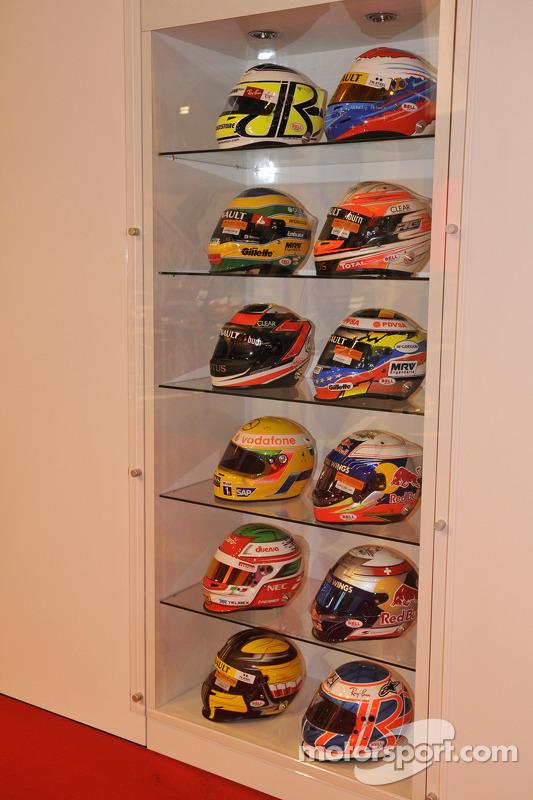 F1 Kaskları