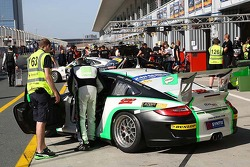 #163 Team Parker Racing Porsche 997 Cup: Ian Loggie, Chris Jones, Jules Westbrook, Richard Plant