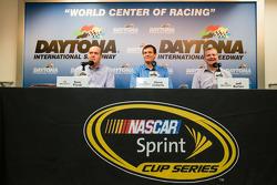 NBC Sports press conference: Sam Flood, Steve Letarte, Jeff Burton