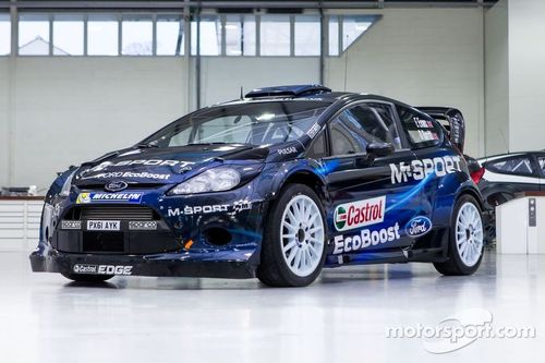 2014 Ford M-Sport livery