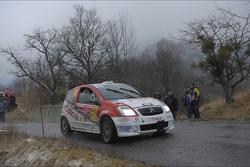 Olivier Burri,和Fabrice Gordon, 福特嘉年华 S2000