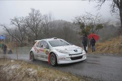 Carlo Covi ve Giorgio Campesan, Peugeot 207 S2000