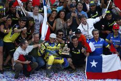 Quad category vencedor #251 Yamaha: Ignacio Casale