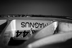 马格努斯保时捷车队保时捷911 GT,北美保时捷车轮细节