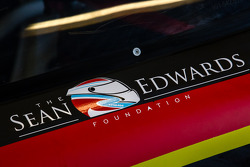 Sean Edwards基金会标识,出现在#30 NGT车队,保时捷911 GT America赛车上