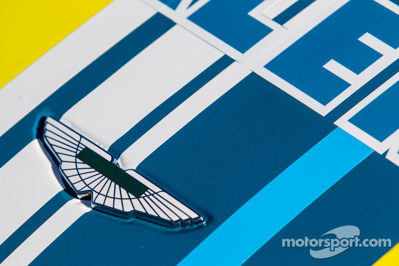 #97 Aston Martin Racing Aston Martin Vantage V8 detail