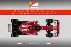 Der neue Ferrari F14 T
