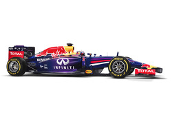 The Red Bull Racing RB10