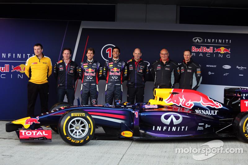 Red Bull Racing RB10 duyurusu