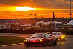 #51 Spirit of Race Ferrari 458 İtalya: Matt Griffin, Marco Cioci, Michele Rugolo, Jack Gerber