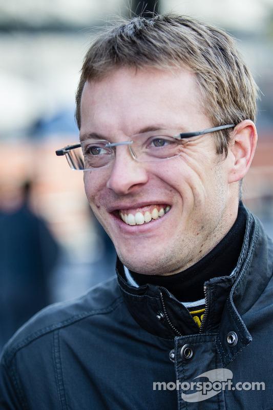 Foto dos campeões: Sébastien Bourdais