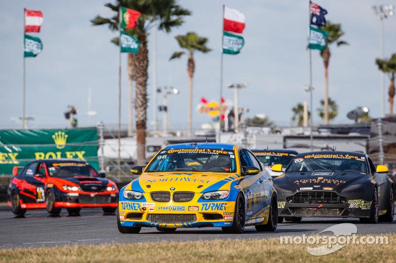 #96 Turner Motorsport BMW M3: Bill Auberlen, Paul Dalla Lana