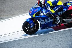 Randy de Puniet, 铃木MotoGP