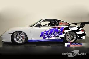 The BTM Motorwerks Porsche