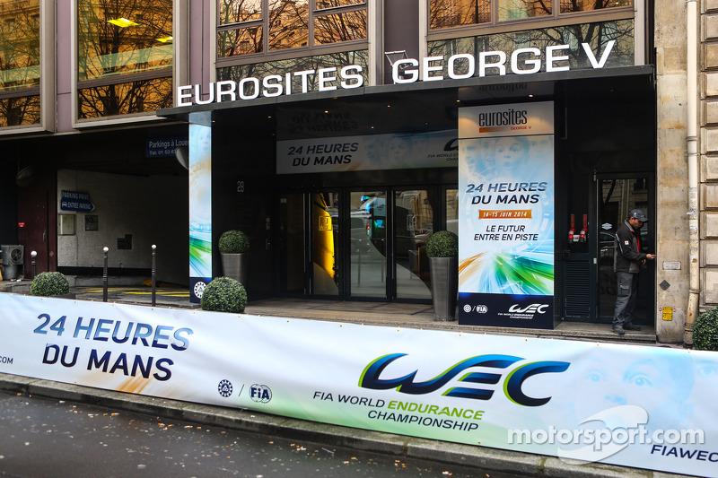 La conferenza stampa ACO a Parigi
