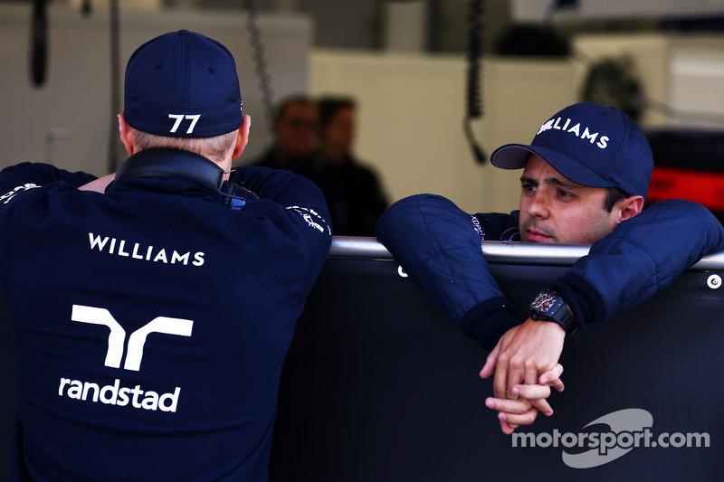 Ya sin Maldonado en Williams, su compañero pasó a ser Felipe Massa
