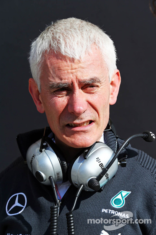 Geoff Willis, Mercedes AMG F1 Teknoloji Direktörü