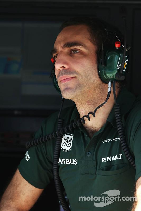 Cyril Abiteboul, Caterham F1 Takım Patronu