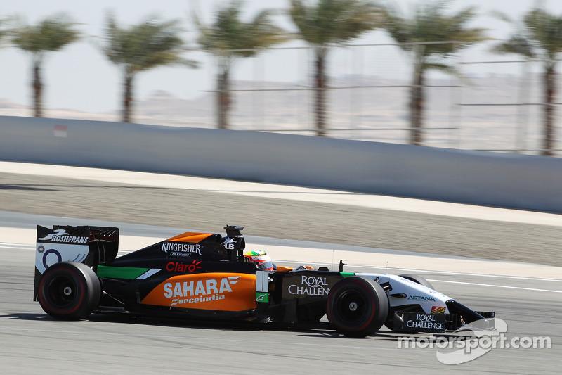 2014: Sahara Force India F1 VJM07
