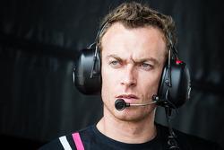 OAK Racing team manager Philippe Dumas