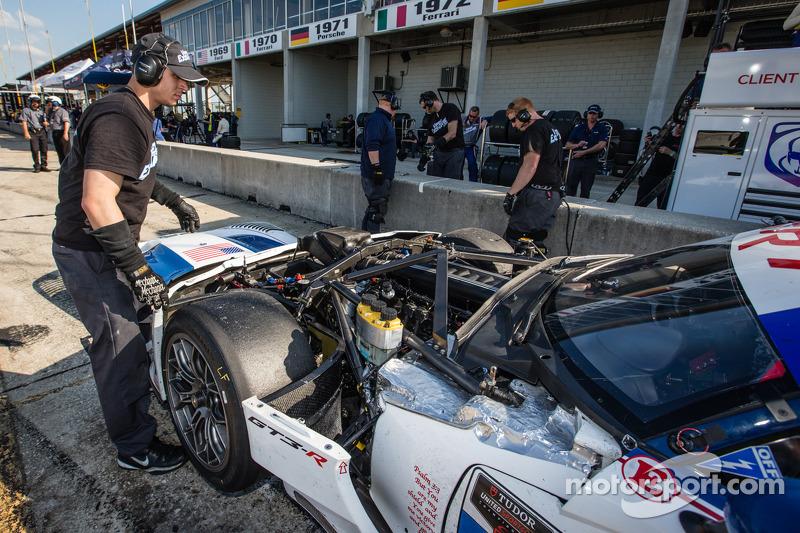 Motor do #33 Riley Motorsports SRT Viper GT3-R