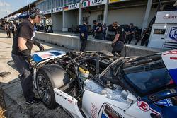 #33 Riley Motorsports SRT Viper GT3-R engine
