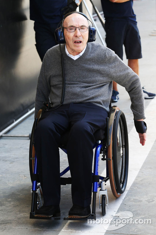 Frank Williams, Williams, Teamgründer